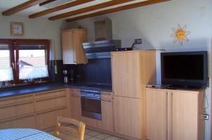 Wohnküche | Ferienwohnung Abendsonne beim Europa-Park Rust